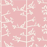 DwellStudio | Sparrow Meadow Wallpaper - Wall Decor - Decor