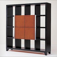 Conde House - Shoji Bookcase