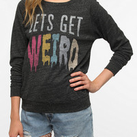 Urban Outfitters - Junk Food Let's Get Weird Tee