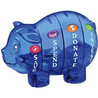 Amazon.com: Money Savvy Pig - Blue: Toys & Games