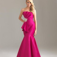 Evenings by Allure A550 Dress - PromDressShop.com