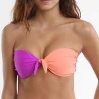O'Neill Color Block Bandeau Top at PacSun.com