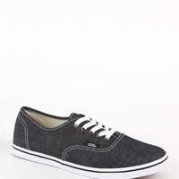Vans Authentic Lo Pro Denim Sneakers at PacSun.com