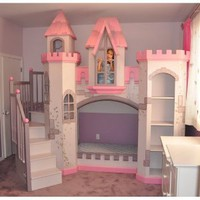 Amazon.com: Anatolian Castle Bunk Bed: Home &amp; Kitchen
