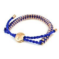 Pree Brulee - Royal Blue Courage Bracelet