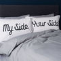 pillow talk pillowcases by cushions covered | notonthehighstreet.com