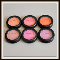 MAC TRES CHEEK Collection Blush Choose from 6 Color 2012 New in Box Authentic