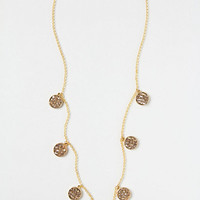 Glistened Layer Necklace
