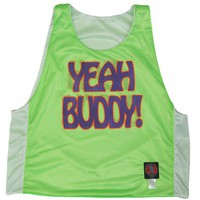 Yeah Buddy Lacrosse Reversible Lax Pinnie