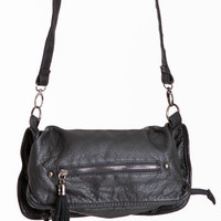 Night Duty Foldover Bag - $36.00 : ThreadSence.com, Your Spot For Indie Clothing  Indie Urban Culture