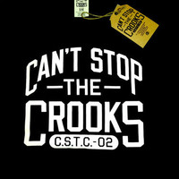 Crooks & Castles CSTC Crewneck Sweater Black