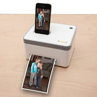 Amazon.com: VuPoint Solutions IP-P10-VP Photo Cube iPhone/iPod Touch Dye Sublimation Color Printer -Refurbished: Electronics