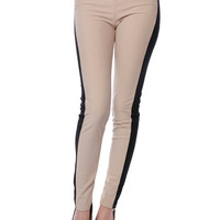 Papaya Clothing Online :: COLORBLOCKED LEGGINGS
