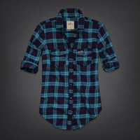 Newport Flannel Shirt