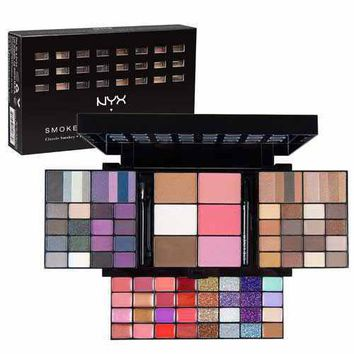 NYX box of smokey collec...