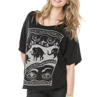 Angie Elephant top