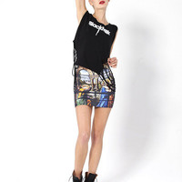 Cathedral Skirt | Black Milk Clothing