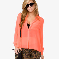 Womens blouse and shirt | shop online | Forever 21 -  2045081938