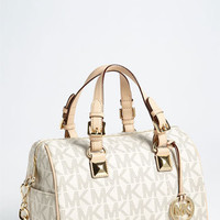 MICHAEL Michael Kors &#x27;Grayson Logo - Chain&#x27; Satchel | Nordstrom