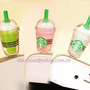 phone charmiphone plug  juice cup 6 colors available by blingcase