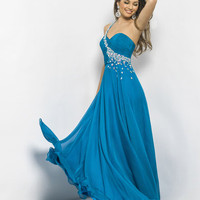 New Long Sweetheart Chiffon Formal Prom Pageant Evening Dresses Wedding Gown