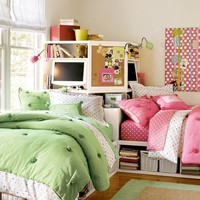 Store-It Bed + Corner Unit Sets