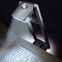 LED Book Light - The perfect book light that won?t disturb. - Pro-Idee Concept Store - new ideas from around the world