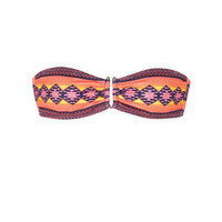 Hurley tribal bandeau & Hurley tribal tab side hipster