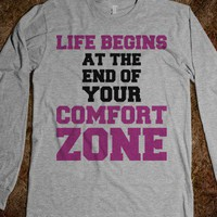 Comfort Zone - Text First