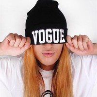 VOGUE BEANIE