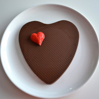 Heart Shaped Chocolate Candy
