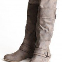Classic Country Buckle Boots | Modern Vintage New Arrivals