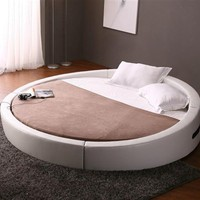 Buy Modern Round  Bedroom Opus at Discount Furniture