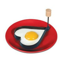 I love you egg shaper: Kitchen & Dining