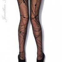 Jonathan Aston Chaos Tights - MyTights.com - The Online Hosiery Store