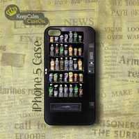 iPhone 5 Case Vending Machine iPhone Case Hard by KeepCalmCaseOn