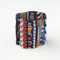 Free People Beaded Cuff
