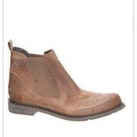 OTBT Hamilton Ankle Boots in Havanna at ShopGoldyn.com