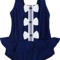 Florence Eiseman Bow Swimsuit