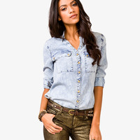 Womens blouse and shirt | shop online | Forever 21 -  2018712582