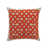 Dwell Studio Labyrinth Pillow - Pillows - Bedding