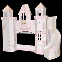 Polton Castle Bunk Bed Bunkbeds - LuxuryLamb.Com