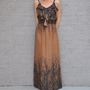 Olive- Online Women&#x27;s Boutique / Out On A Limb Maxi Dress