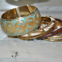 Olive- Online Women&#x27;s Boutique / The Perfect Blend Bangles