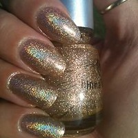 china glaze KALEIDOSCOPE nail polish HOLOGRAPHIC Its My Turn 70681