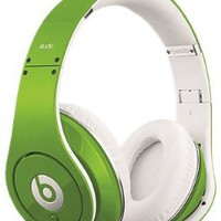 Amazon.com: Beats Studio Over-Ear Headphone (Green): Electronics