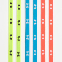 Under Armour Skinny Headbands (6-Pack)