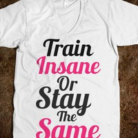 Train insane! - Savannah Banana