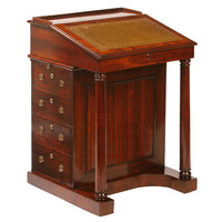 1STDIBS.COM - George Subkoff Antiques, Inc. - English Regency Davenport Desk