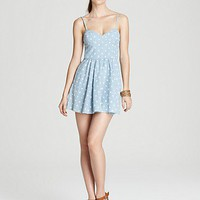 DV Dolce Vita Dress - Rosina Dot | Bloomingdale's